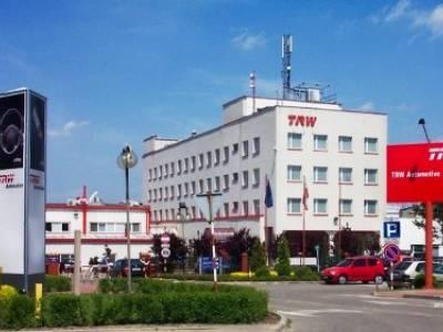 Wizyta w TRW Services Center