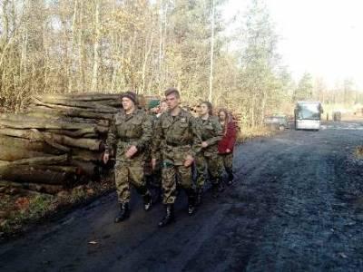 Szkolenie klas wojskowych